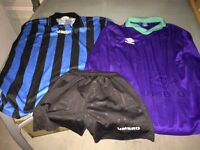 2 Complete Sets of Outfield Football Kits