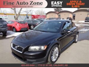 2008 Volvo C30 Heated Seats Keyless S.Roof BlindSpot CleanCarfax