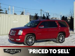 2012 Cadillac Escalade 4WD PREMIUM Accident Free,  Navigation (G