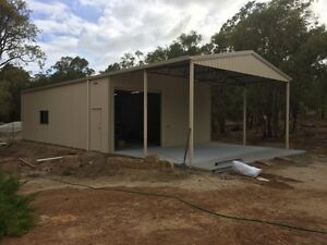 Bill Oliver - Steel Construction Maida Vale Kalamunda Area Preview