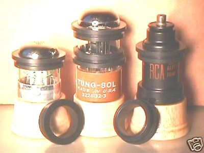 Damper for Vacuum Tube (8 Each) Octal 6SN7 Loctal 7F8