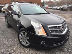 2010 Cadillac SRX 2,8T Performance/AWD/NAVI/DVD/BACKUP CAMERA