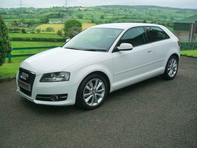 audi a3 1 6tdi 2010 sport 3dr in ballyclare county. Black Bedroom Furniture Sets. Home Design Ideas