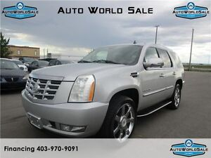 2010 CADILLAC ESCALADE | LUX PACK |7 PASSENGER