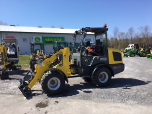 NEW WACKER NEUSON WL32 - WHEEL LOADER - CANOPY -