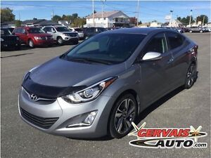 Hyundai Elantra Limited Navigation Cuir Toit Ouvrant MAGS 2015