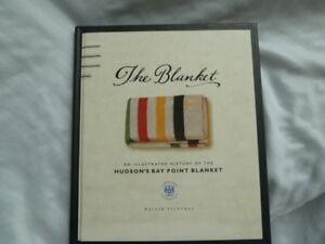 The Blanket, Hudson Bay Point Blanket Illustrated History Book