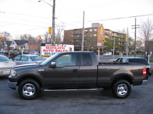 **2005 Ford F-150 4x4**   4 door, 4.6 litre, Cert & E-tested