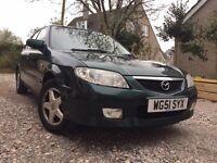 Mazda 323f 1600 12 mths MOT £525 ONO