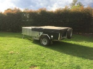 OFF ROAD Camper Trailer Hard Floor Wy Yung East Gippsland Preview