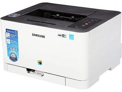 Samsung Xpress SL-C430W Wireless Color Laser Printer