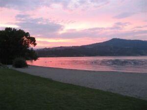 BEAUTIFUL VACATION CONDO ON WOOD LAKE, BC - AMAZING, CALM WATERS