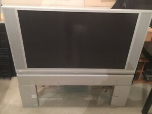 "50"" Hitachi Projection TV"
