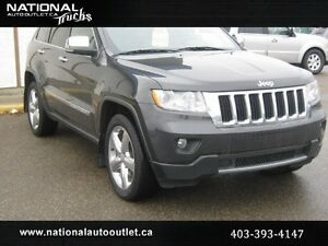 2011 Jeep Grand Cherokee Limited Hemi 4x4, Fully Loaded