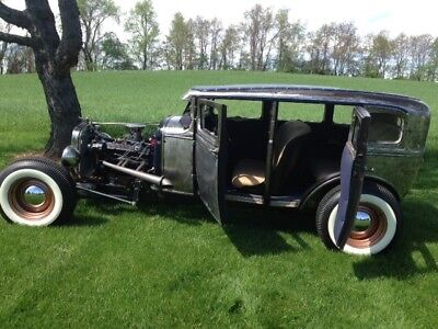 1930 Ford Mustang  RAT ROD 1930 ford model A
