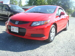 2012 Honda Civic SPORT COUPE Coupe (2 door)