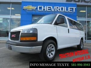 2014 Chevrolet EXPRESS CARGO 1500 AWD TRACTION INTEGRAL