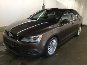 2011 Volkswagen Berline Jetta TDI NAVIGATION Highline