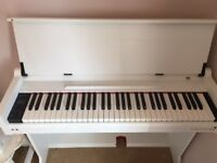 Chase digital piano, CDP- 160 in white