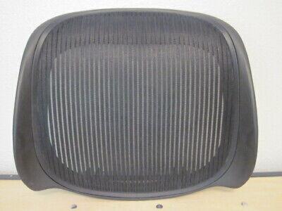 Herman Miller Aeron Chair Replacement Seat Pan Graphite Size B Medium Parts 14