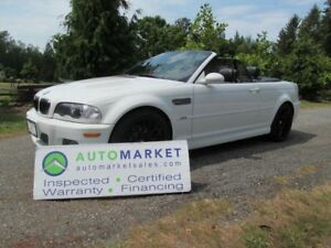 2006 BMW M3 Pristine, Local, SMG, Insp, Warr