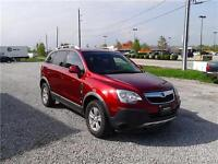 2008 Saturn Vue XE Red