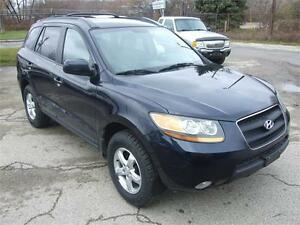 2009 Hyundai Santa Fe GL Kitchener / Waterloo Kitchener Area image 3