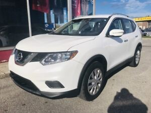 2015 Nissan Rogue **BACKUP CAM** S FWD