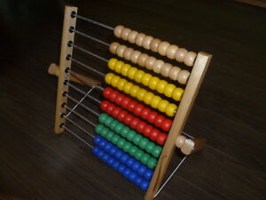 IKEA Mula Abacus - excellent condition *PRICE REDUCED*