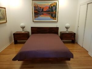 Complete BED SET / CHAMBRE A COUCHER complet!