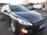 PEUGEOT 508 1.6 HDi 115 Active 5dr (grey) 2013