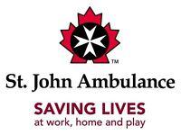 Occupational First Aid Level 2- St John Ambulance