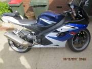 2005 SUZUKI GSXR 1000 Yallourn North Latrobe Valley Preview