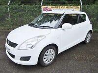 Suzuki Swift 1.2 SZ2 3DR (white) 2012