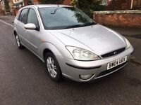 2004 Ford Focus 1.6 ghia 12 months mot cheap car good condition
