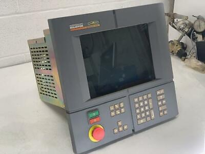 Cincinnati Sabre Acramatic 2100 Monitor 3-525-0998a 3-424-2130a Used Warranty