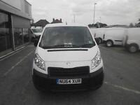 Peugeot Expert 1200 1.6 Hdi 90 L2H1 Van DIESEL MANUAL WHITE (2014)