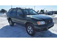 2001 Nissan Pathfinder XE Chilkoot Edition 4x4