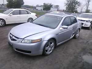 ACURA TL (2004/2008/ FOR PARTS PARTS ONLY)