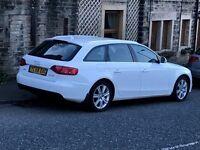 Audi A4 2.0 TDI SE Avant. Multitronic, 8 speed Auto. FSH. New shape. Rare colour. Must see.
