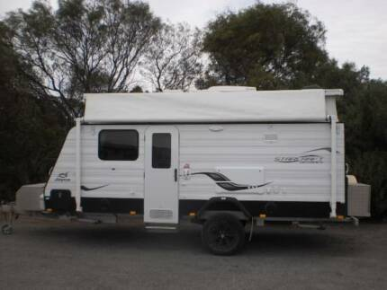 JAYCO STARCRAFT OUTBACK Parkside Unley Area Preview