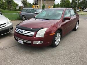 2007 Ford Fusion SEL AWD !!!Financement Disponible!!!