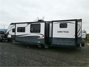 2016 DUTCHMEN ASPEN TRAIL 3010 BHDS! USED 3 TIMES! $26495!! London Ontario image 4