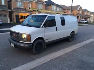 2002 GMC Savana Other