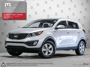 2014 Kia Sportage LX All-wheel Drive (AWD)