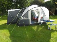 Sunncamp Vario 400 tent only used 4 times