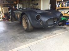 Shelby Cobra Replica Rolling Chassis Point Cook Wyndham Area Preview
