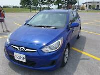 2012 Hyundai Accent GL - SOLD - Free Warranty!