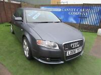 2006 Audi A4 2.0 TDI S Line 4dr (CVT) DIESEL AUTO WITH F/S/H