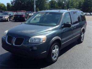 2005 PONTIAC MONTANA SV6 EXTENDED, INCREDIBLE CONDITION, NO RUST